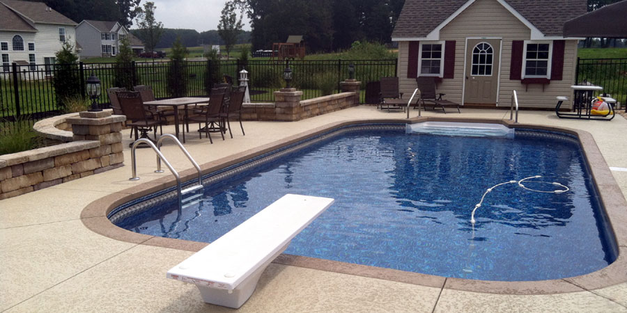 About George Neiderer Custom Pools of Pennsylvania and Maryland