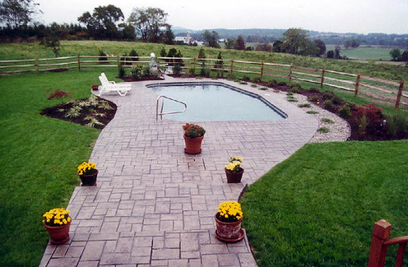 photo of Patios and Walkways from George Neiderer